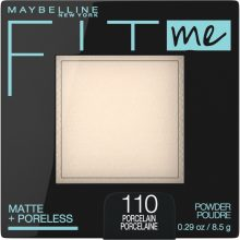 Maybelline Fit Me Matte + Poreless Pressed Powder Porcelain 110