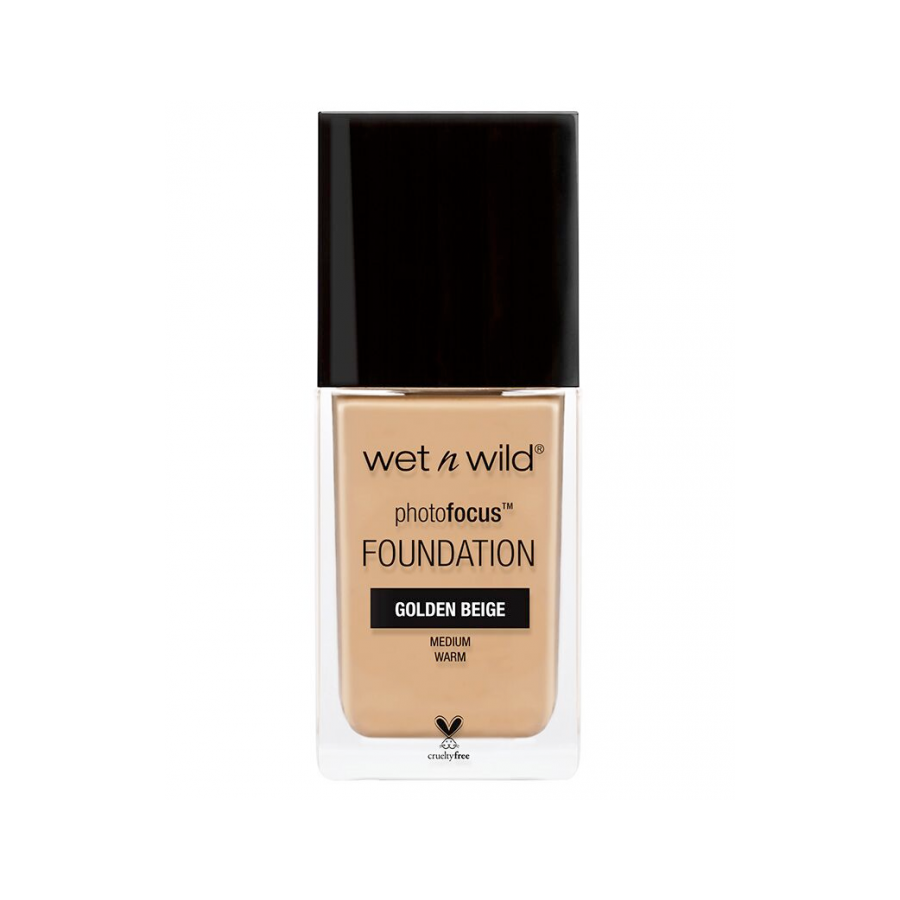 Wet n Wild Photo Focus Foundation Golden Beige