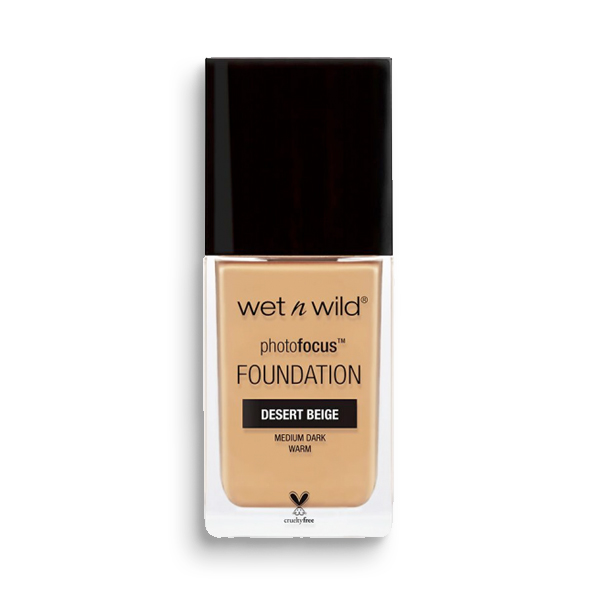 Wet n Wild Photo Focus Foundation Desert Beige