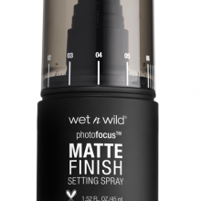 Wet n Wild Photo Focus Matte Setting Spray – Matte Appeal