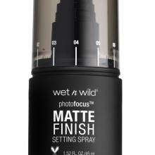 Wet n Wild Photo Focus Matte Setting Spray – Matte Appeal