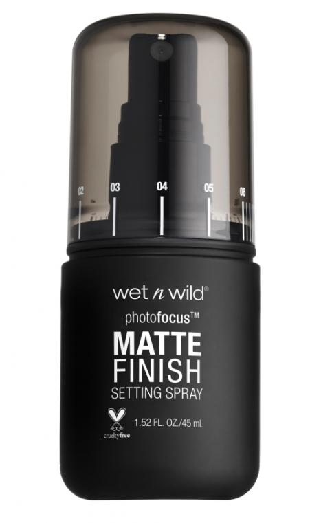 Wet n Wild Photo Focus Matte Setting Spray - Matte Appeal
