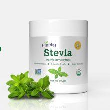 Purefig Stevia 100gm