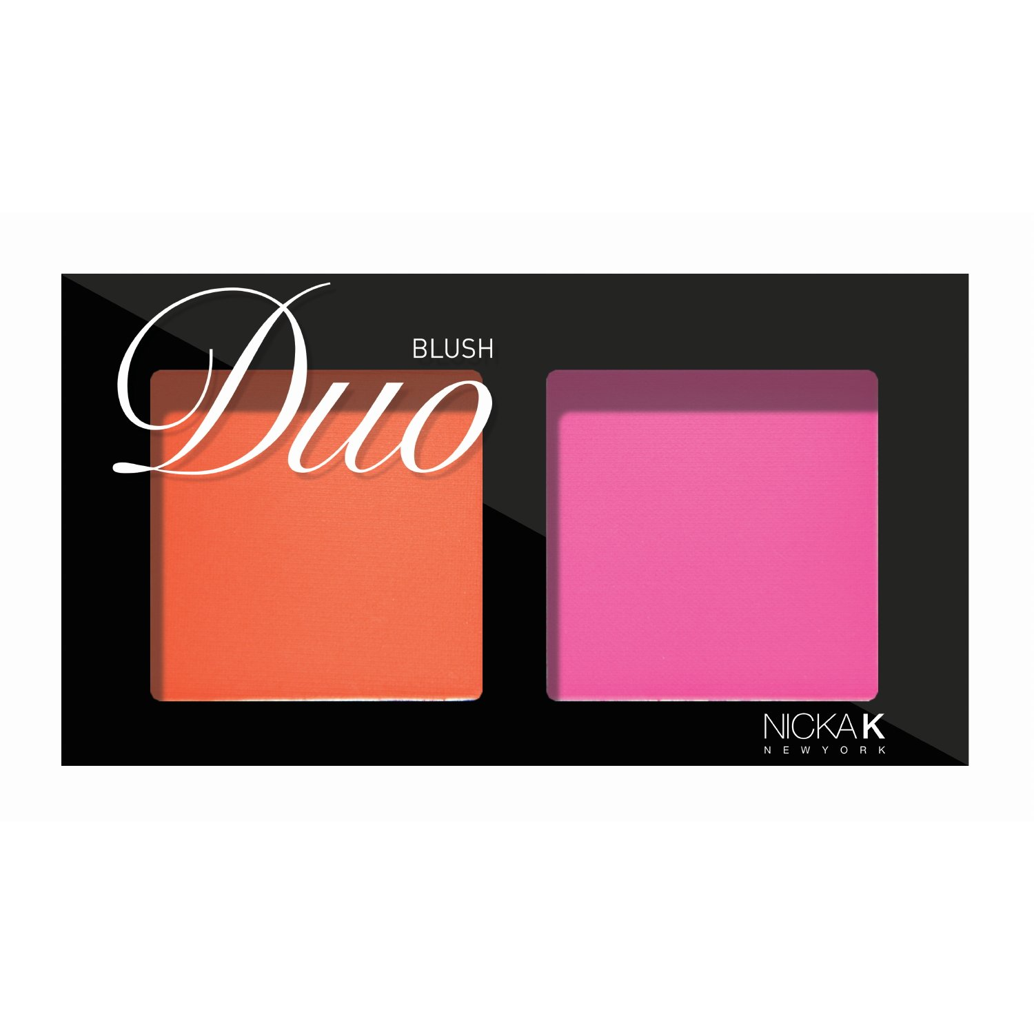 Nicka K Blush Duo NDO03