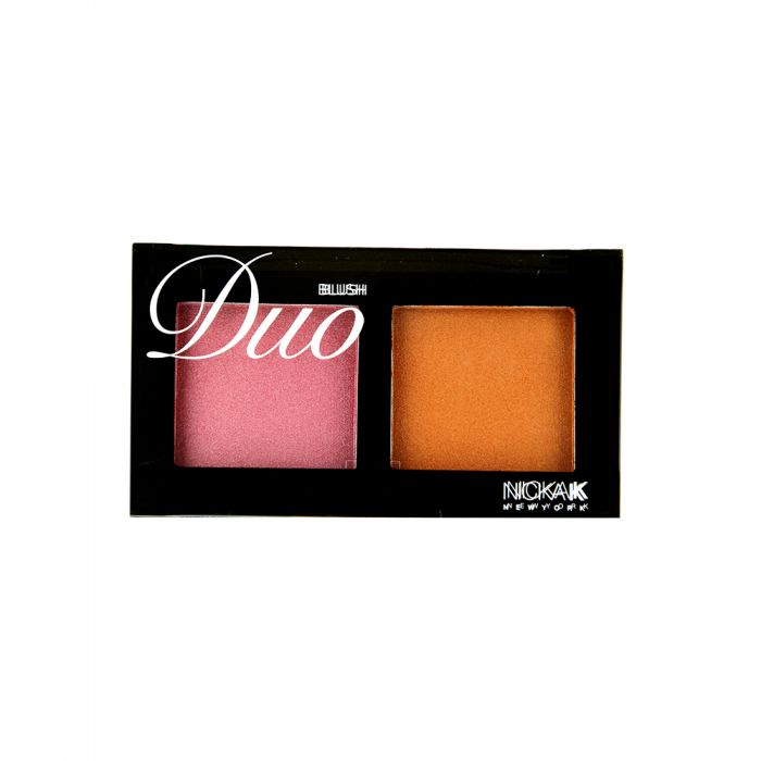 Nicka K Blush Duo NDO05