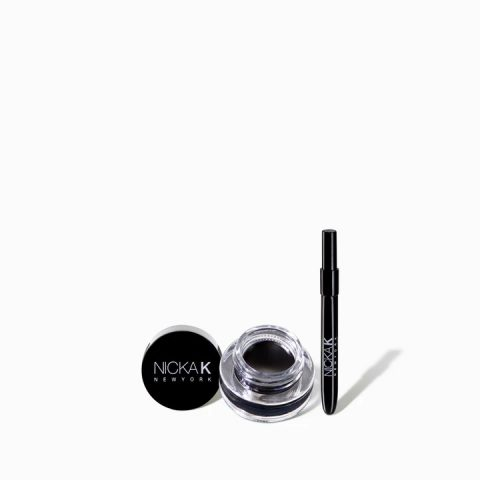 Nicka K Gel Eye Liner Black