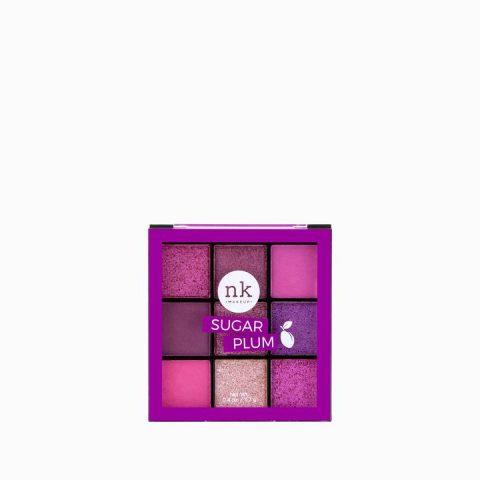 Nicka K Eyeshadow Palette Sugar Plum
