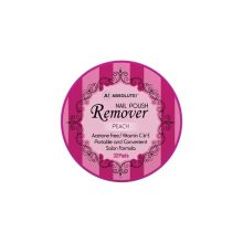 Nicka K Nail Polish Remover Peach