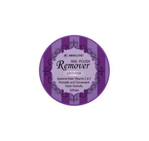 Nicka K Nail Polish Remover Lavender