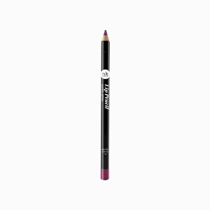 Nicka K Kate Lip Pencil Purple Glitter
