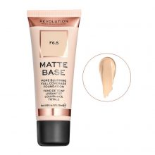 Revolution Matte Base Foundation F6.5