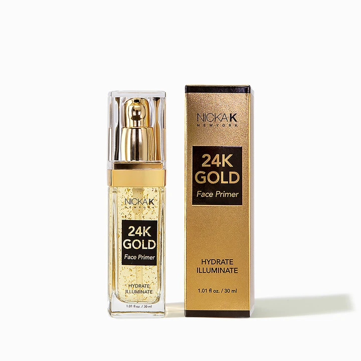 Nicka K 24K Gold Face Primer