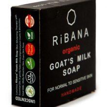 Ribana Organic Goat's Milk Soap