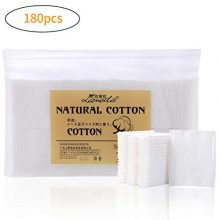 Natural Cotton pad 180 pcs