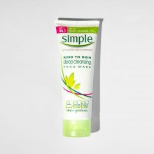 Simple Kind To Skin Delep Cleansing Face Mask 75ml