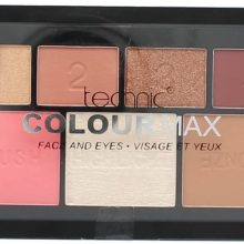 Technic colour maax face and eyes vusage et yeux