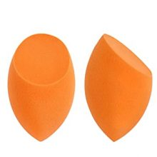 Smart Makeup Sponge Flat Top Orange