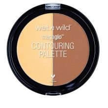 WnW Megaglow 2 Color Contouring Palette Caramel Toffe