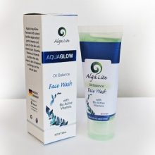 Algalight oil Balance face wash