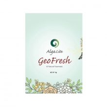 Algalite Geo Fresh Face Mask All Natural Face Mask