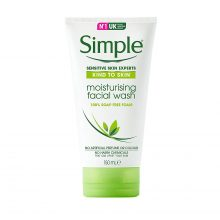 Simple Kind to Skin Moisturising Facial Wash 150ml