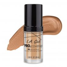 La Girl Pro-Coverage Foundation Natural