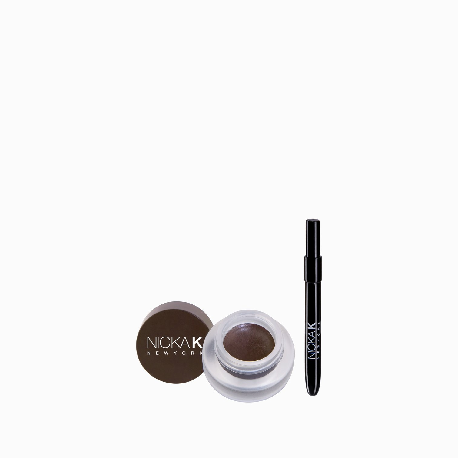 Nicka K Eyebrow Pomade Brown
