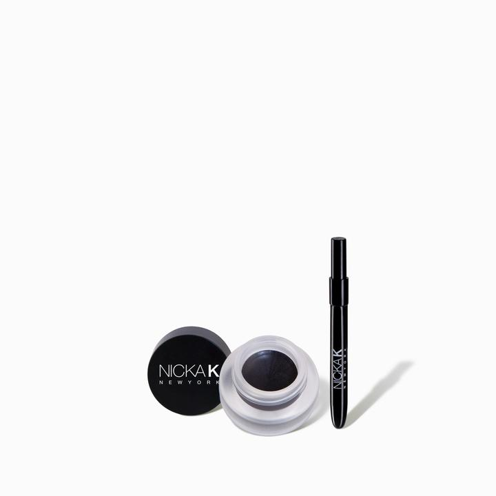 Nicka K Eyebrow Pomade Black