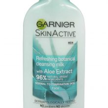 Garnier Refreshing botanical cleansing milk(aloe vera)