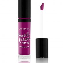 Sweet Cream Matte Liquid Lip Color Current Jam 26