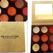 Revolution Glitter Palette Midas Touch