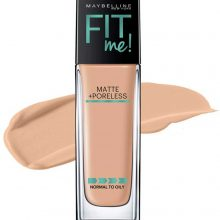 Maybelline Fit Me Foundation Pore Less Matte 220