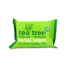 Xpel Tea Tree Facial Wipes