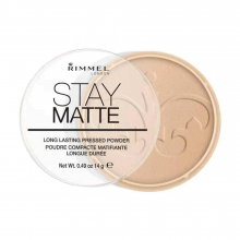 Rimmel Stay Matte Pressed Powder sandstrom