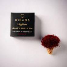 Ribana Saffron Goat's Milk Soap