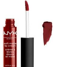 Nyx Soft Matte Lip Cream Madrid