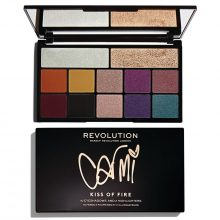 Revolution X Carmi Kiss Of Fire Palette