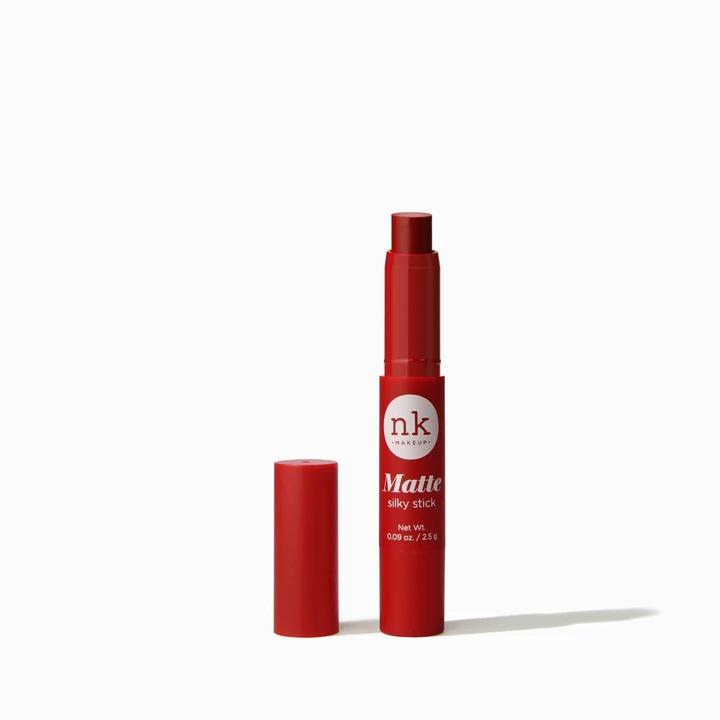 Nicka K Silky Matte Lipstick NKF01