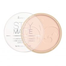 Rimmel Stay Matte Pressed Powder silky beige