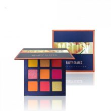 Beauty Glazed  9 Color Eyeshadow Palette-Melon
