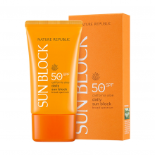 NATURE REPUBLIC California Aloe Daily Sun Block SPF50+ PA++++ 57ml