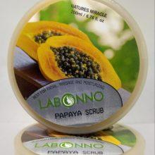 LABONNO PAPAYA BODY SCRUB-100gm